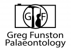Greg Funston Palaeontology